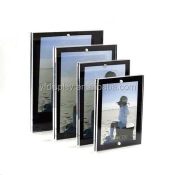 Fotolijst 5 Fotos.Acryl 3 X 5 Fotolijst Tafelblad Foto Staan Buy Acryl
