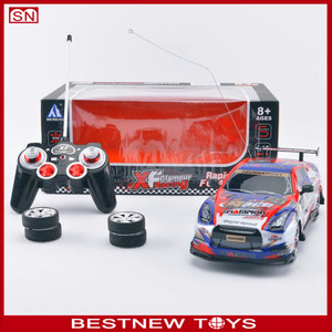 4 W R/C HIGH-SPEED CAR BATTERY NOT INCLUDED rc drift car top speed 80km