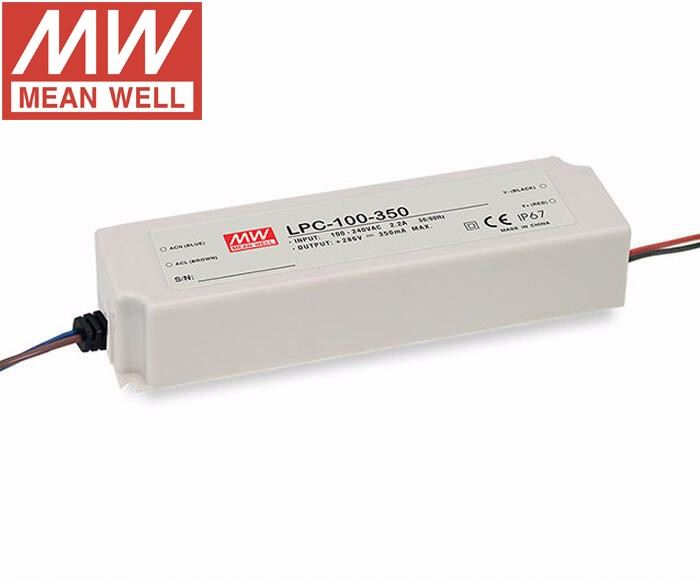 100W Single Output Switching Power Supply 700mA Constant Current LED Driver LPC-100-700