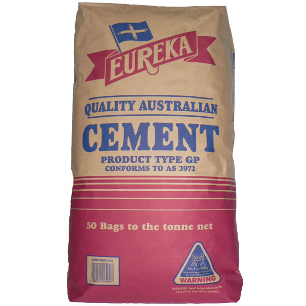 Custom Straw Kraft Paper Packaging Cement Bags