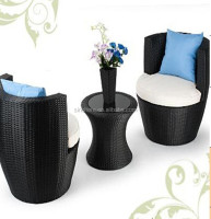 outdoor garden patio Rattan wicker folder sofa