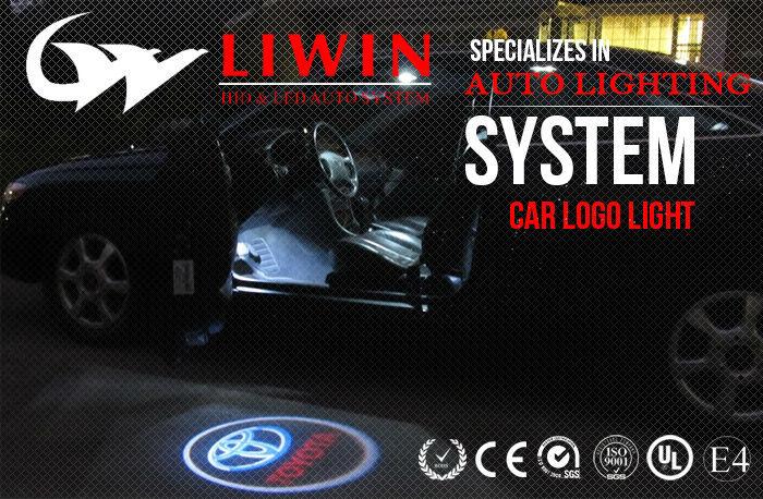 Cool Fashion Led Logo Light For Car For Automatic Car Auto - Cool car logos