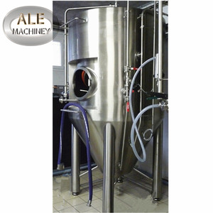 Shandong manufacturer food grade 304 stainless steel raw material 2000L beer brewing equipment