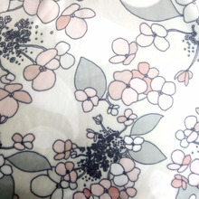 Wholesale manufacturer 100% polyester comfortable printed and knitted flower flannel fleece fabric for baby blanket