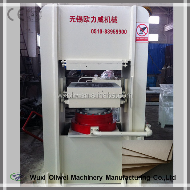 Small Hydraulic Laminate Machine for Testing
