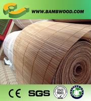 Natural Bamboo Office Chair Mats