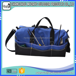 Durable material carrying tool bag for carpenters to hold any tools