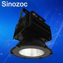 Sinozoc 500 watt LED Flood Light for stadium and square and wharf 400w most powerful led flood light