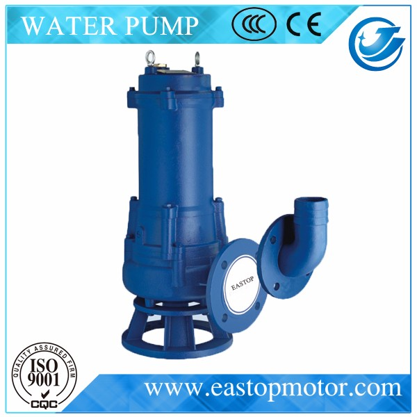 WQ-B submersible pump catalogue for domestic water with Ceramic/Graphite Seal