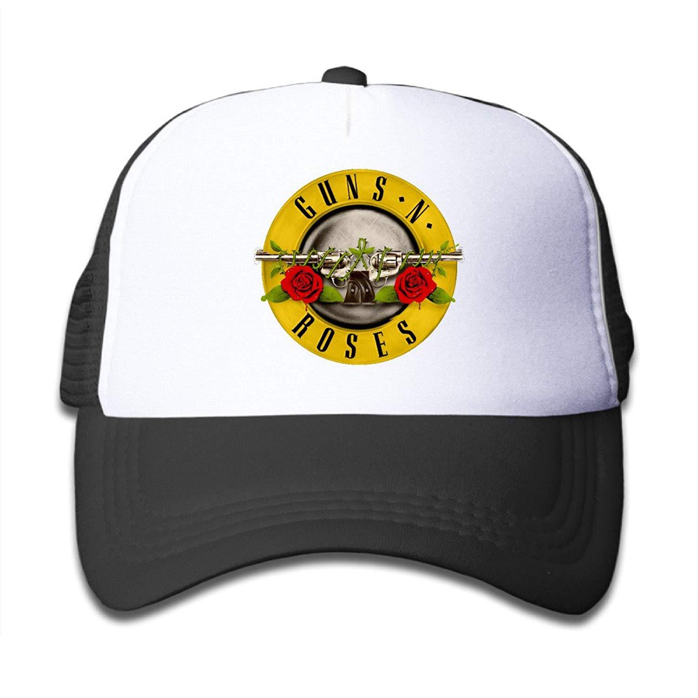 Get Quotations · Guns N Roses Logo Slash Axl Rose Duff McKagan Toddler  Adjustable Snapback Hats fc8b739752c7