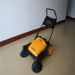 Sweeper for sweeping road, runway sweeper