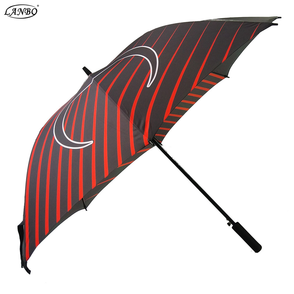 High Quality Promotional Outdoor Umbrella Beach Umbrella Golf Umbrella