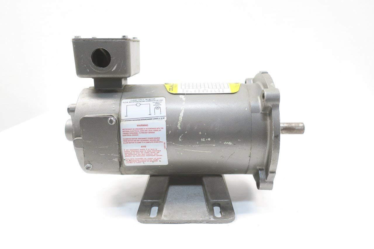 9410a5f0d013 Get Quotations · BALDOR CDP3306 DC ELECTRIC MOTOR 56C 1750RPM 1 4HP 180V-DC  D592818