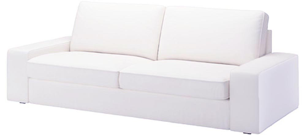 Get Quotations · The Dense Cotton KIVIK Sofa Bed Cover Replacement Is  Custom Made For Ikea Kivik Sleeper Slipcover