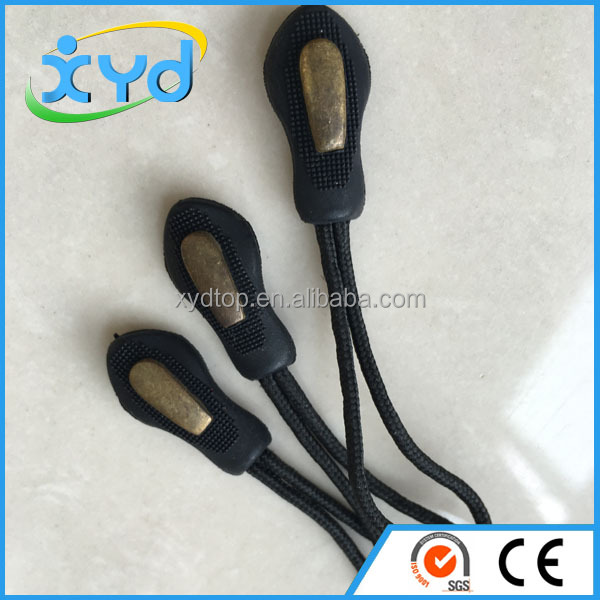 Hot selling rubber zipper pull cover