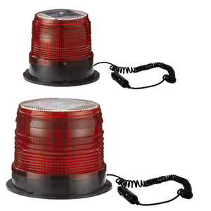 yellow usb emergency rechargeable flash led strobe traffic beacon red amber light truck hazard 24v warning lamp prices