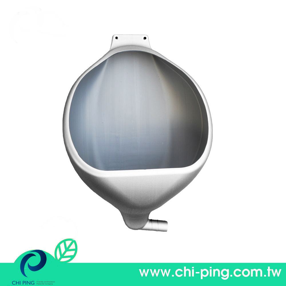 High Density Polyethylene plastic urinals for sale for construction site plastic male urinal