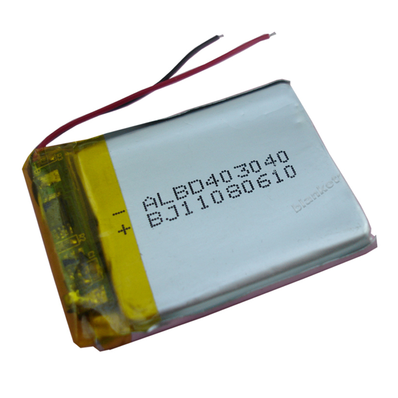 3 7v 500 mah rechargeable polymer lithium battery for gps psp bluetooth headset mp3 mp4. Black Bedroom Furniture Sets. Home Design Ideas