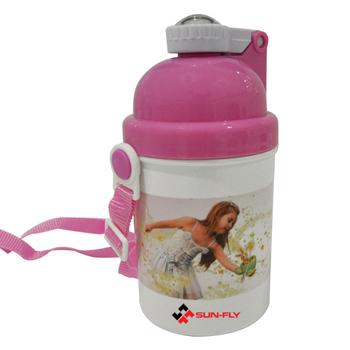 b8996f5996c (SF) Kids Water Bottle 2015 OEM Custom Kids Water Bottles 400ml Pink  Personalized plastic