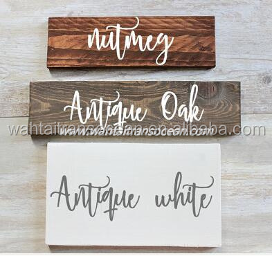 Vintage rustic <strong>wooden</strong> signs for home decoration