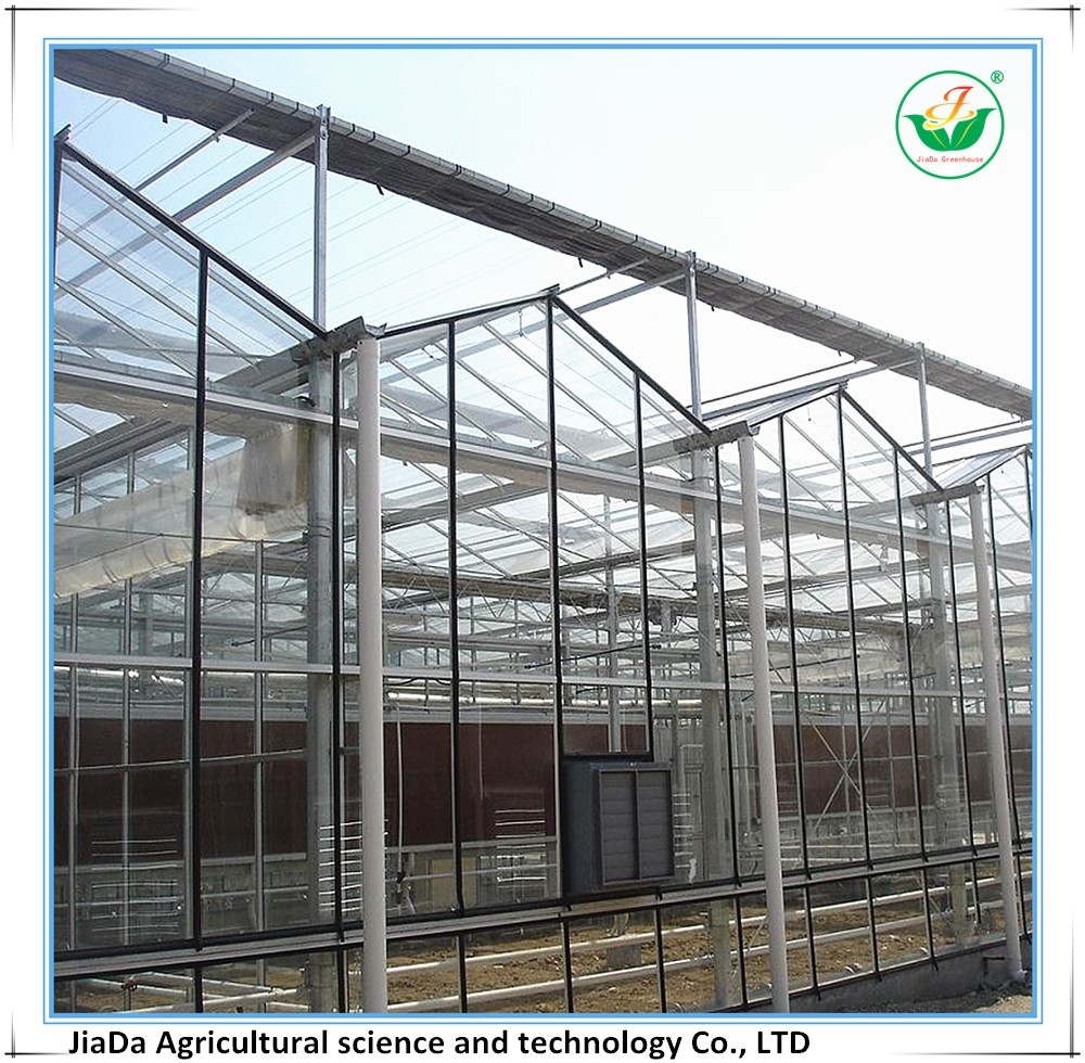Long working life glasshouse for professional corporation