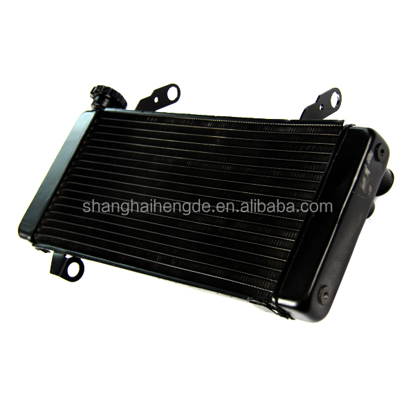 dirt cheap auto parts custom car radiator pa66-gf30 for SUZUKI SV1000 NAKED MODEL 2003