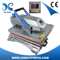 2015 new design t shirt iron-on swing away heat presses HP3805