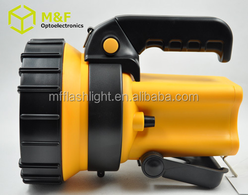 37 LED RECHARGEABLE SPOTLIGHT TORCH WORK LIGHT 1 MILLION CANDLE LIGHT POWER