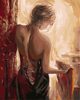 vrouwen schilderijen