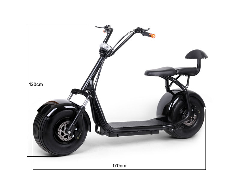 Leadway citycoco gas scooter plastic body parts for wholesale(L16-07a)