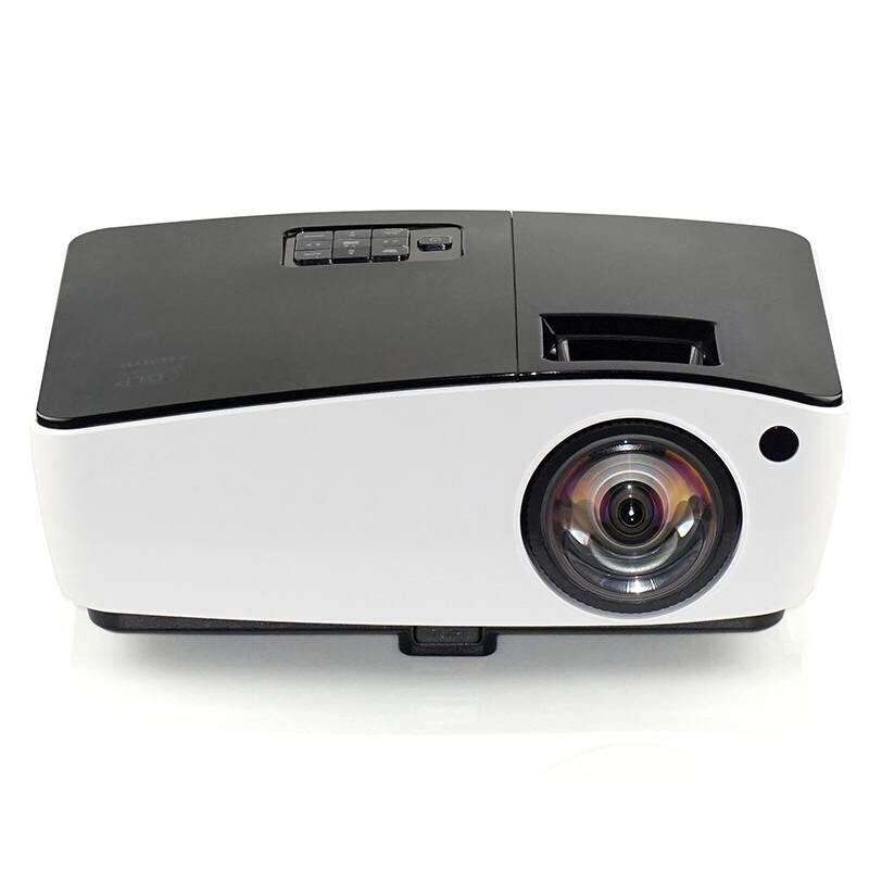 low price video multimedia dlp projector full hd for education and home use