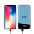 10000mah Wireless Power Bank Portable Wireless Charger Power Bank with LED Display qi wireless power bank for phone hot sale