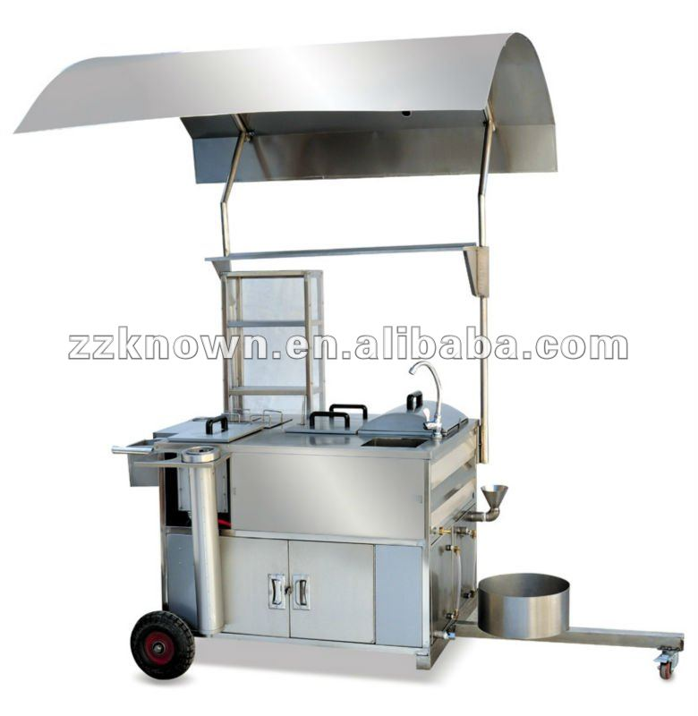 Hot Dog Stall For Sale