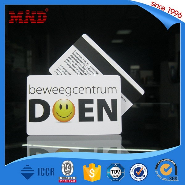 China factory seller chengdu good quality and factory price pvc card barcode card