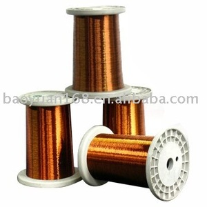 Copper Coated Aluminum&Magnesium Wire(CCAM),electroplating,excellent tensile strength,used for various cable