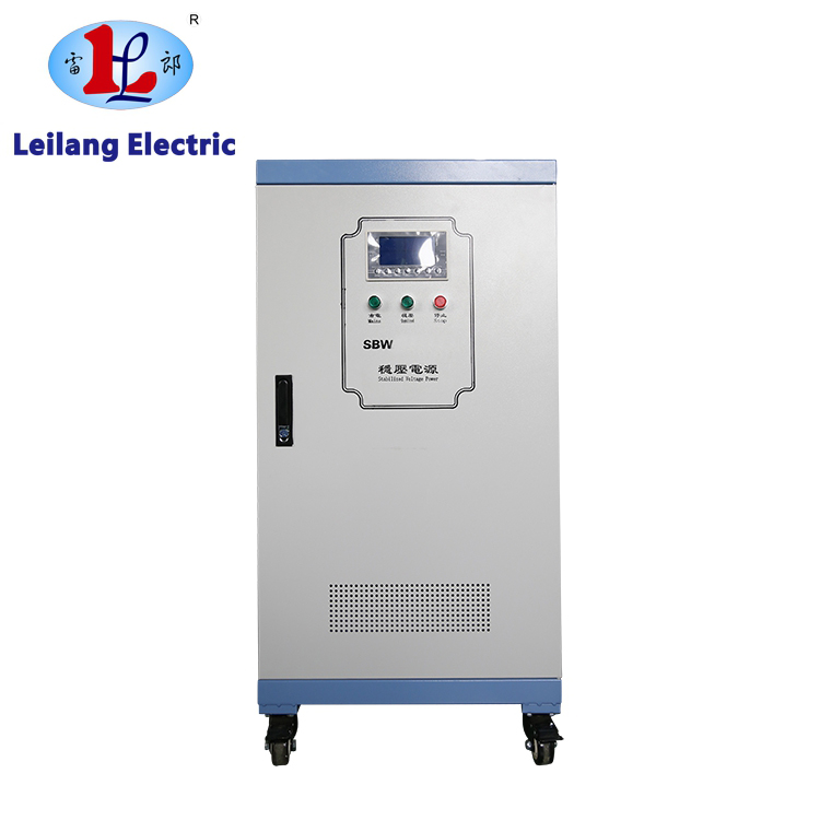 Fast delivery sbw automatic voltage stabilizer 3 phase three-phase high-accuracy with Quality Assurance