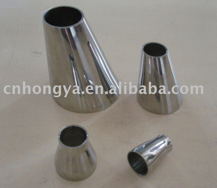 stainless steel concentric/eccentric pipe reducer