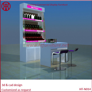 Factory Wholesale Price Nail Polish Counter Display