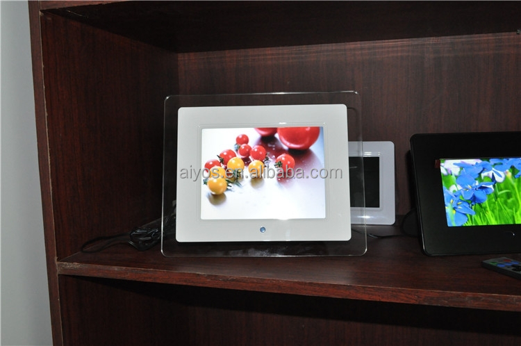 digital photo frames display bo target