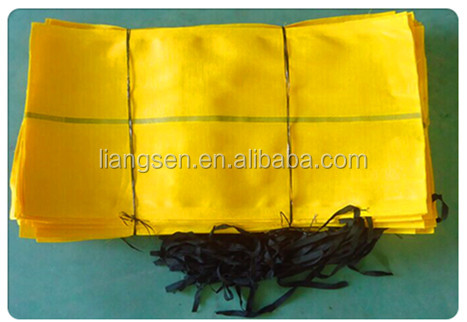 Yellow Silo / Gravel Bag Manufacturer (35cm x 66cm)