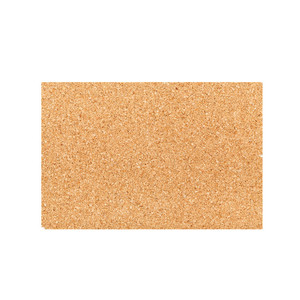 colored cork board tiles