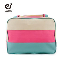 Fashion Diaper bag Colorful nappy bag Waterproof mummy bags Multifunction Baby bags shoulder high Capacity tote