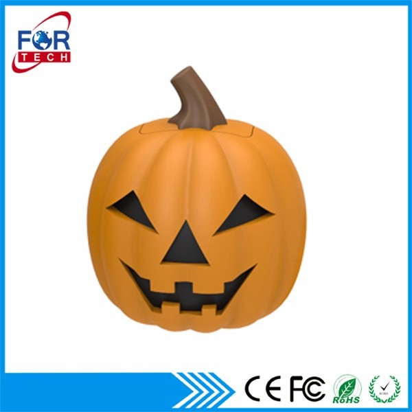 11.11 Halloween Gifts Best Price Custom Design 32gb Pumpkin Shape USB Flash Drive Bulk Cheap for USB Promo Gift