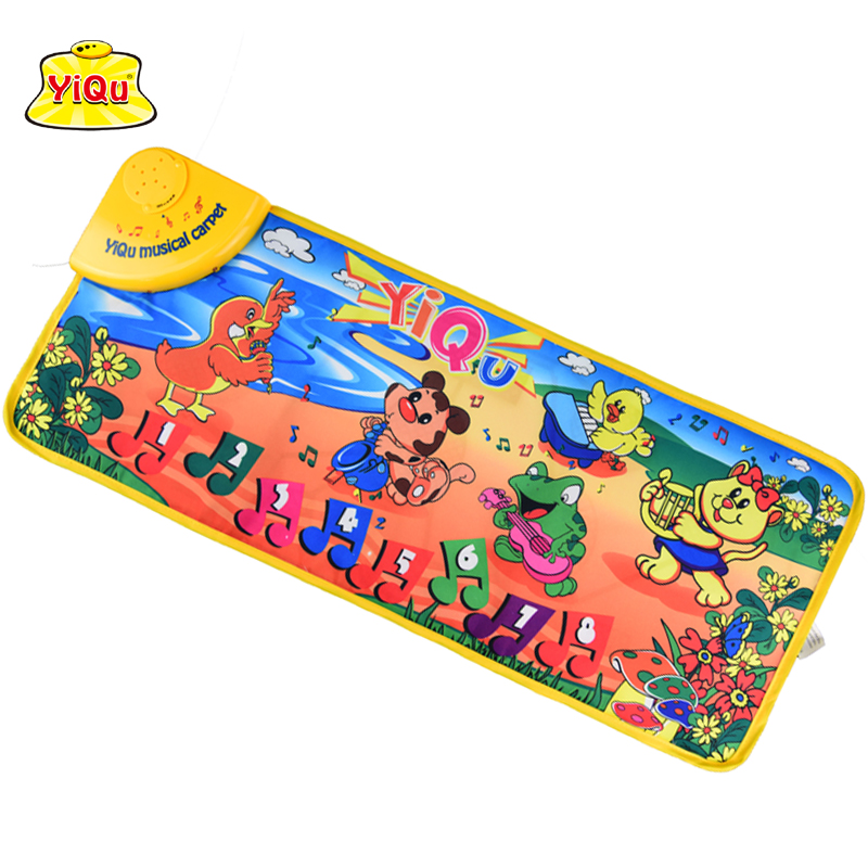 Non-toxic Kids Soft Storage Play Mat Printed Floor Mats Kids ...
