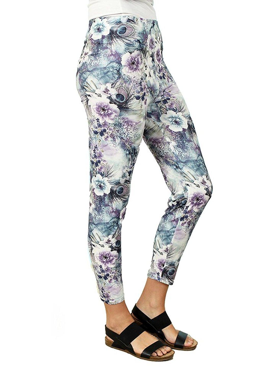088a897d39752 Get Quotations · Exppozz Women's Leggings - Printed Leggings Sizes Small To Plus  Size Leggings