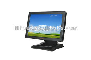 Lilliput HDMI Input Touch 10.1 Inch LCD Security Monitor with Foldable Stand