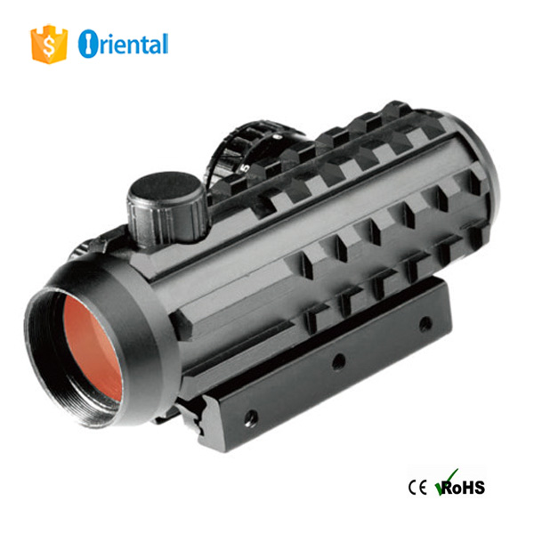 2018 neue Produkt 1X30 Red Dot Sight Zielfernrohr-Multi Schiene Made in China