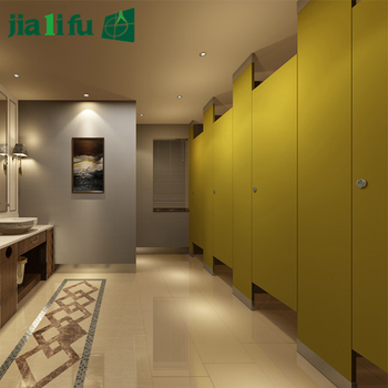 Hpl panels toilet partition material gym shower cubicles buy gym