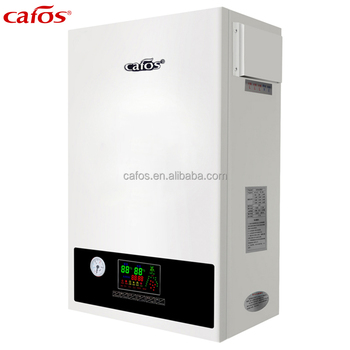 Digital Colour Screen Electric Hot Water Boiler For Central Heating ...