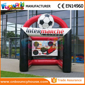 Hot giant inflatable sport games inflatable Speed Cage